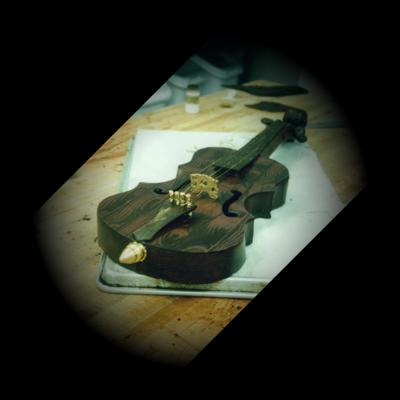 Chocolate Violin